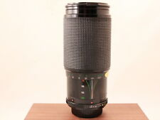 Vivitar Series 1 70-210mm 1:2.8-4.0 VMC Macro Focusing Auto Zoom Lens