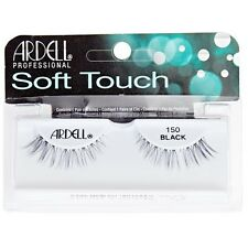 Ardell - Soft Touch - Tapered Tips Lashes - Black 150