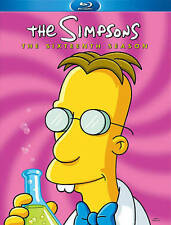The Simpsons The Complete Sixteenth Season 16 (Blu-ray, 2013) NEW