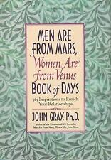 Men Are from Mars, Women Are from Venus Book of Days: 365 Inspirations to Enric