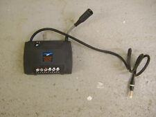 LOMAX ECO POWER POWERCHAIR PG DRIVES ACTUATOR LIGHTING MODULE. D50209/1.