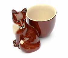 Fox  collectable Quail china egg cup  NEW Gift boxed