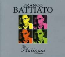 The Platinum Collection [3 CD] - Franco Battiato EMI MKTG