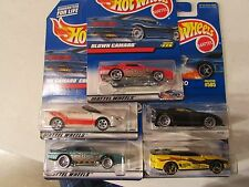 Hot Wheels Lot of (5) Camaro types!! All Different (3rd gen) Lot #2