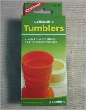 Coghlan's 0655 Collapsible Tumblers (2) Tumblers