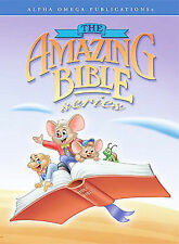 The Amazing Bible Series - 3 Disc Set, Good DVD, Artist Not Provided, Amazing Bi