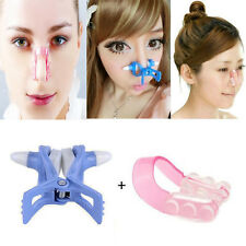 Beauty Nose Up Shaping Shaper Lifting + Bridge Straightening Clip Clipper Set JP