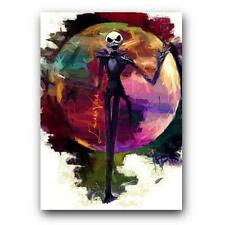 ACEO Nightmare Before Christmas Jack Skellington 16/25 Limited Art Sketch Card
