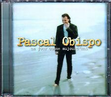 PASCAL OBISPO - UN JOUR COMME AUJOURD'HUI - CD ALBUM [1141]
