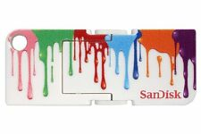 Sandisk Cruzer Pop Paint 32GB USB Flash Pen Drive SDCZ53A CZ53A Memory Disk -NEW