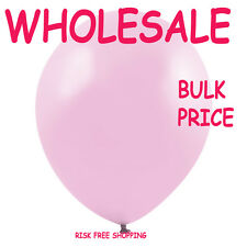"WHOLESALE BALLOON 100-5000 10"" Latex JOB LOT High Quality Any Occasion BALLON"