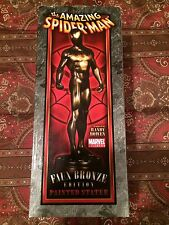 Bowen Faux Bronze Edition Symbiote Spiderman Statue