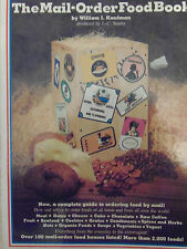 The Mail- Order Food Book by William I. Kaufman store#917