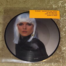 "Blondie-Island of Lost Souls UK 7"" picture Disc Mint/Unplayed"