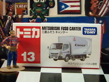 TOMICA #13 MITSUBISHI FUSO CANTER NEW IN BOX