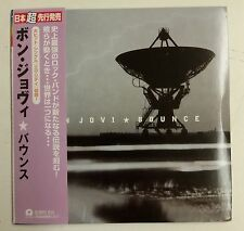 "Bon Jovi Bounce CD Japon 2007 ""Vinyl replica"" 4 temas extra SHM-CD"