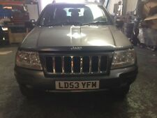 JEEP GRAND CHEROKEE CRD 2.7 OVERLAND BREAKING WJ RIGHT  NUT IN BLACK 45236987