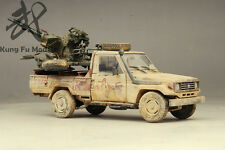 Built 1/35 TOYOTA PICK UP W/ ZSU-23(Ready for ship)