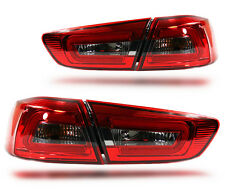 LED TAIL LIGHT RED LAMP Mitsubishi Evolution 10 EVO X LANCER EX 08 10 11 13 15