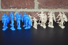 War at Troy Torjans Greeks Infantry Figures 60MM Toy Soldiers LOD Enterprises