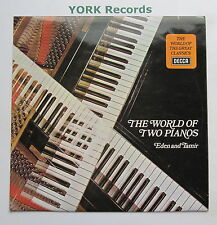 SPA 349 - EDEN & TAMIR - The World Of Two Pianos - Excellent Condition LP Record