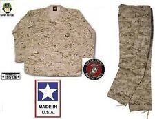 US Marines USMC MARPAT Desert Digital MCCUU Tarnanzug Hose Jacke pants shirt MR