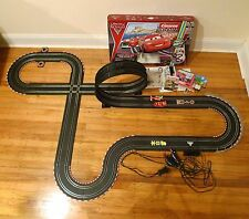 Disney Pixar Carrera GO Cars 2 Race Around The Wolrd 1/43 Slot Car Set TOYSRUS !