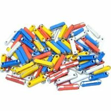 100 X ASSORTED CONTINENTAL TORPEDO CERAMIC FUSE FUSES - 5A,8A,16A,25AMP