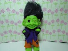 """HALLOWEEN ONE EYED FRANKENSTEIN - 5"""" Russ Troll Doll - NEW WITH MINOR FLAW"""