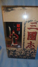THE PERIOD OF THE THREE KINGDOMS 12 INCH 1/6 th FIGURE # 2 GUAN YU