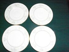 4 Noritake WILLOWBROOK Saucers: MINT!