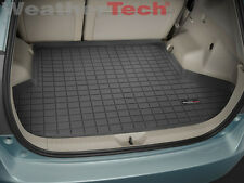 WeatherTech Cargo Liner Trunk Mat for Toyota Prius V - 2012-2016 - Black
