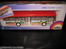SIKU 1/55 ERDGAS URBAIN BUS  QUALITY MODEL MADE IN GERMANY 3121