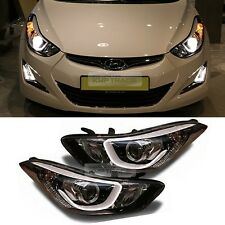 OEM GENUINE Parts Front Head LAMP LIGHT LH+RH for HYUNDAI 2011-2016 Elantra MD