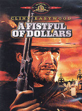 A Fistful of Dollars (DVD, 1999, Western Legends)
