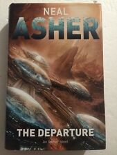 The Departure by Neal Asher (2013) NEW Paperback The Owner Book 1