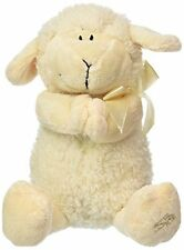 Stephan Baby Ultra Soft and Huggable Musical Praying Woolly Lamb, Cream , New, F