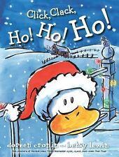 NEW - Click, Clack, Ho! Ho! Ho! by Cronin, Doreen