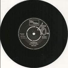 FOUR TOPS - I'm grateful / MARVIN GAYE - My love for you - 7'' - 45rpm  LISTEN!!
