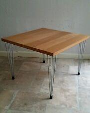 Table basse vintage scandinave danoise années 80 design bout de canapé