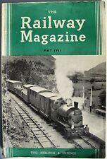 THE RAILWAY MAGAZINE MAY 1961