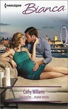 Una Noche... Nueve Meses : (One Night... Nine Months) by Cathy Williams...