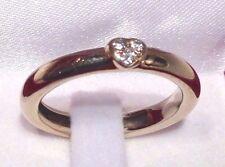 Bague de créateur Diamants Or blanc 18K T56 Diamonds Gold designer ring Neuve !!