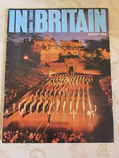 Vintage Collectable Magazine Coming Events In Britain August - 1964