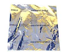 "LOT 5 NEW EMI / STATIC MIL-PRF-81705D TYPE I 30"" x 30"" ANTI STATIC SHIELDED BAGS"