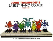 John Thompson's Easiest Piano Course Part 1  - Same Day 1st Class P+P