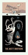Avett Brothers poster South By Southwest Festival Austin, TX 3/16-17/16 SXSW