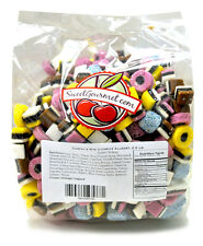 SweetGourmet Gustaf's Mini Licorice Allsorts-Old Fashioned -2.5LB FREE SHIPPING!