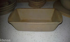 PAMPERED CHEF stoneware BREAD loaf PAN K 119 FAMILY HERITAGE COLLECTION 11""