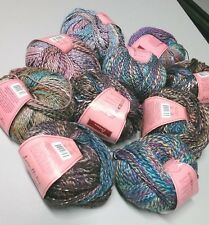Louisa Harding Noema - Mixed lot of 10 balls  (500g)    RRP £4.95